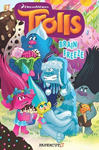 "Trolls Graphic Novels #4: """"Critters' Appreciation Day"""""