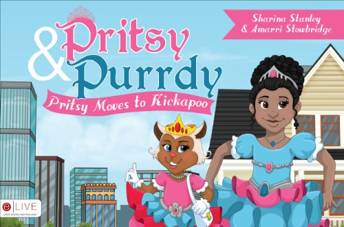9781629946962: Pritsy and Purrdy