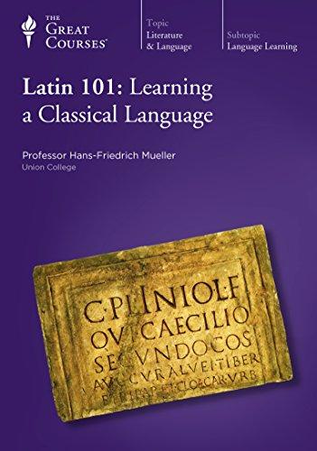 9781629970189: Latin 101: Learning a Classical Language