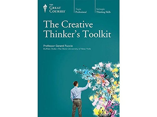 9781629970257: The Creative Thinker's Toolkit