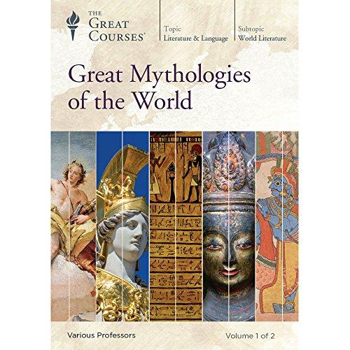 9781629971957: Great Mythologies of the World