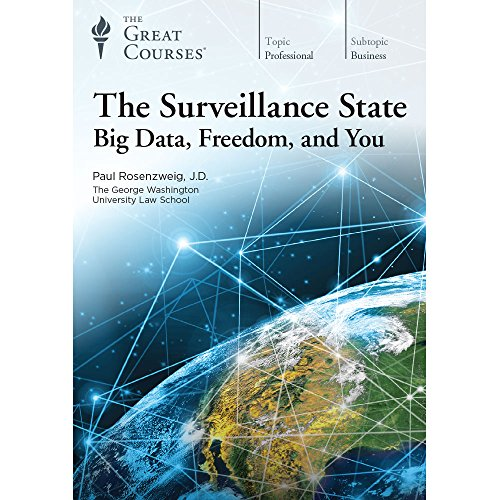 9781629972558: The Surveillance State: Big Data, Freedom, and You