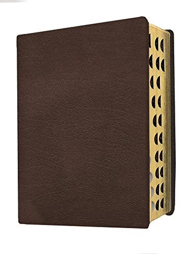 9781629980737: MEV Bible Giant Print Brown Indexed: Modern English Version