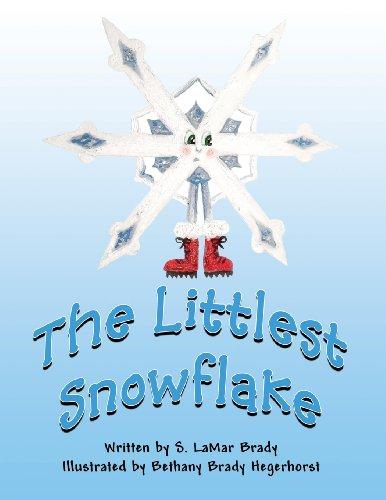 9781630008505: The Littlest Snowflake