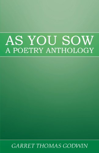 9781630041700: As You Sow: A Poetry Anthology