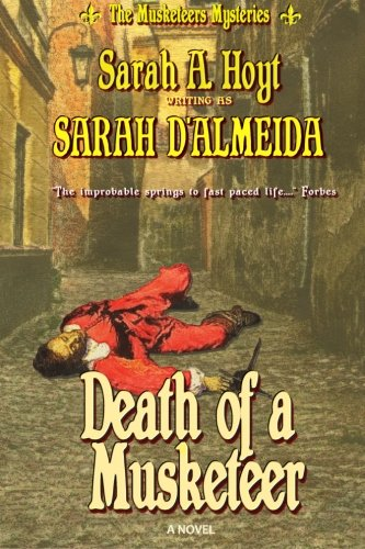 9781630110093: Death of a Musketeer (The Musketeers Mysteries) (Volume 1)