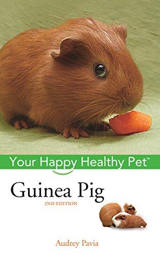 9781630260125: Guinea Pig: Your Happy Healthy Pet