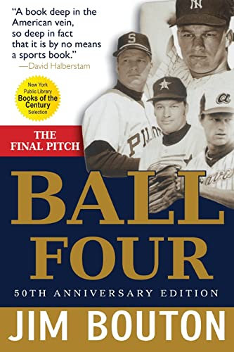 9781630260347: Ball Four: The Final Pitch