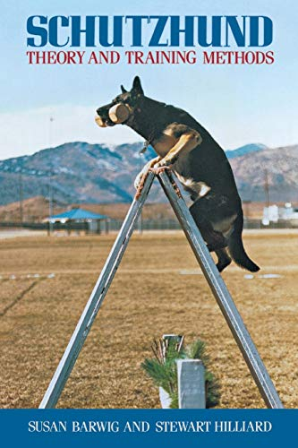 9781630260408: Schutzhund: Theory and Training Methods