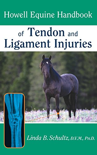 9781630261146: Howell Equine Handbook of Tendon and Ligament Injuries