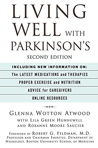 9781630261290: Living Well with Parkinson's