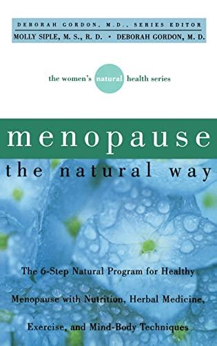 9781630261351: Menopause the Natural Way (Women's Natural Health)