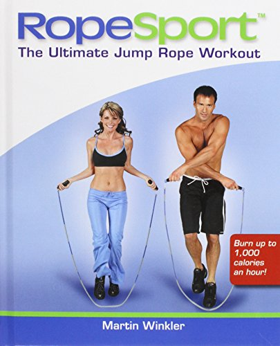9781630261597: RopeSport: The Ultimate Jump Rope Workout