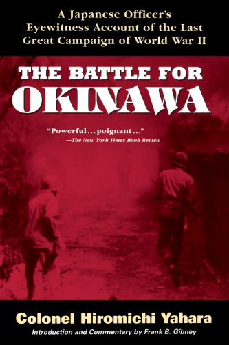 9781630261856: The Battle for Okinawa