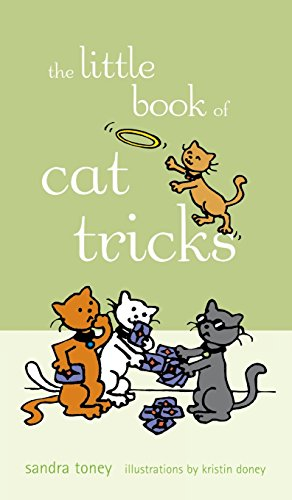 9781630262150: The Little Book of Cat Tricks