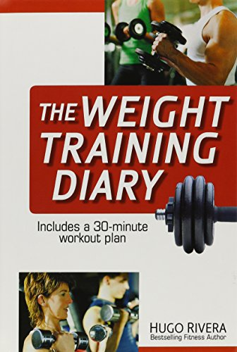 9781630262419: The Weight Training Diary
