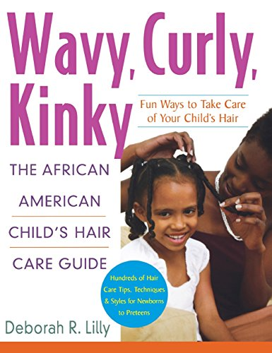 9781630262501: Wavy, Curly, Kinky: The African American Child's Hair Care Guide