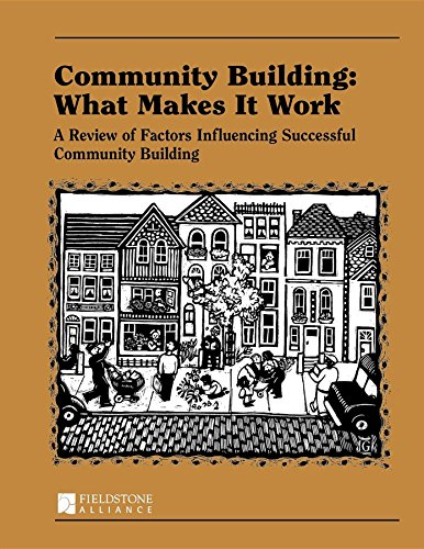 9781630263003: Community Building: What Makes It Work: A Review of Factors Influencing Successful Community Building