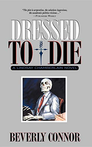 9781630263201: Dressed to Die: A Lindsay Chamberlain Novel
