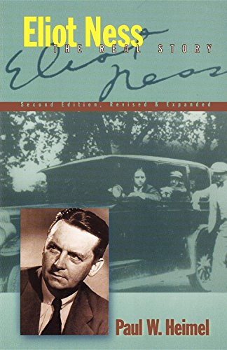 9781630263218: Eliot Ness: The Real Story