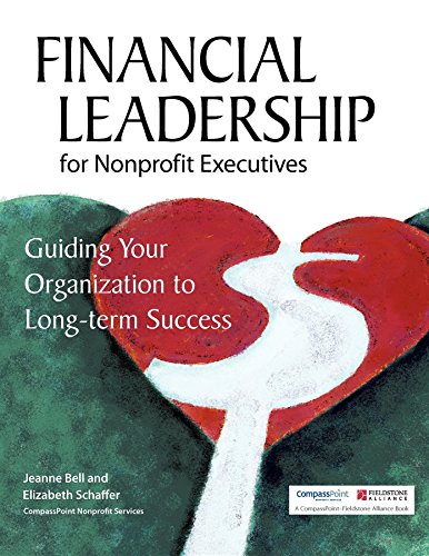 9781630263270: Financial Leadership for Nonprofit Executives: Guiding Your Organization to Long-Term Success