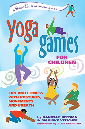 9781630266752: Yoga Games for Children: Fun and Fitness with Postures, Movements and Breath (Smartfun Activity Books)