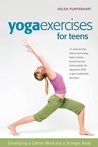 9781630267209: Yoga Exercises for Teens: Developing a Calmer Mind and a Stronger Body (Smartfun Activity Books)