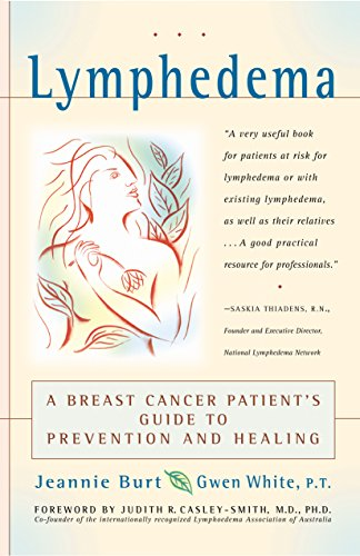9781630267322: Lymphedema: A Breast Cancer Patient's Guide to Prevention and Healing