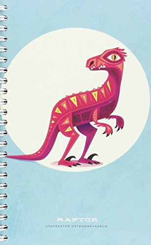 Medium Raptor Notebook