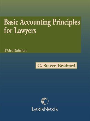 9781630430788: Basic Accounting Principles for Lawyers (2014)