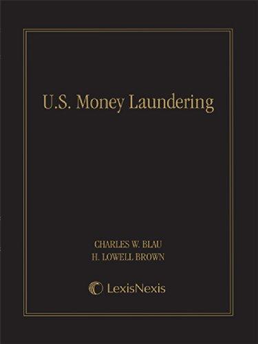 9781630433321: U.S. Money Laundering
