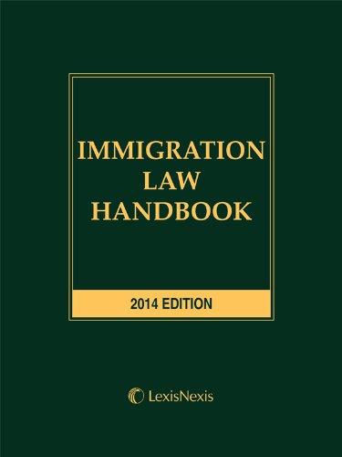 9781630437596: Immigration Law Handbook (2014)