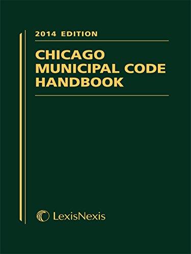 9781630446352: Chicago Municipal Code Handbook (2014)