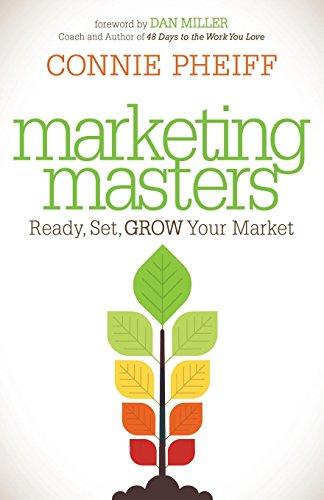 Marketing Masters: Ready, Set, Grow Your Market: Connie Pheiff