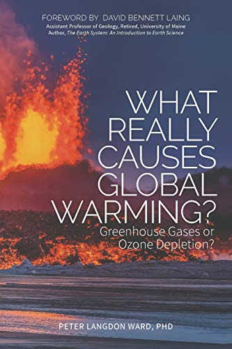 9781630477981: What Really Causes Global Warming: Greenhouse Gases or Ozone Depletion?