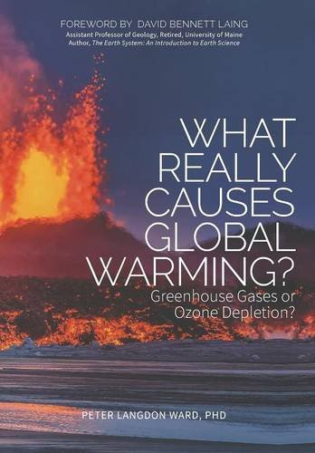 9781630478001: What Really Causes Global Warming: Greenhouse Gases or Ozone Depletion?