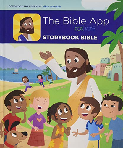 9781630490652: The Bible App for Kids Story Book: Youversion & Onehope