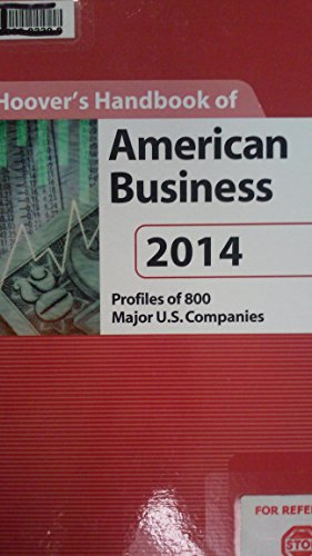 Hoover's Handbook of American Business 2014