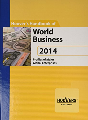 Hoover's Handbook of World Business 2014