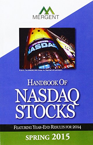 9781630533939: Handbook of Nasdaq Stocks - Spring Edition