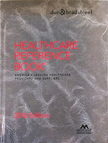 9781630539108: Healthcare Reference Book