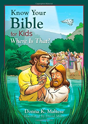 9781630585068: Know Your Bible for Kids: Where Is That?: My First Bible Reference for Ages 5-8