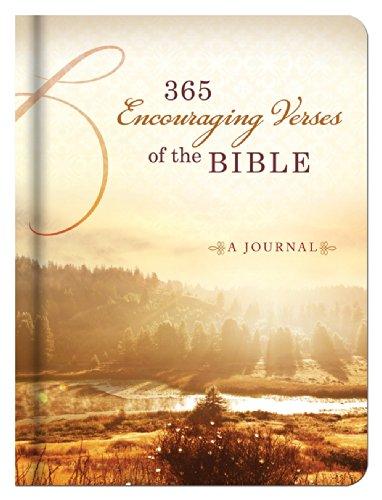 9781630586645: 365 Encouraging Verses of the Bible Journal