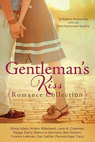 Gentleman's Kiss Romance Collection: 9 Modern Romances: Aiken, Ginny, Billerbeck,