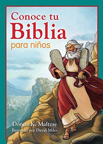 9781630587147: Conoce tu Biblia para niños: Mi primera referencia bíblica para niños de 5 a 8 años de edad (Spanish Edition)