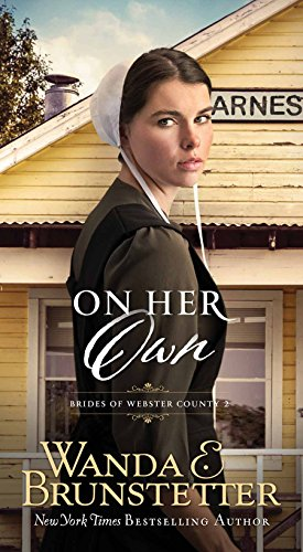 9781630587406: On Her Own (Brides of Webster County)