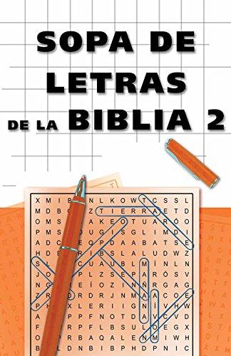 9781630587598: Sopa de letras de la Biblia 2: Bible Word Search 2 (Spanish Edition)