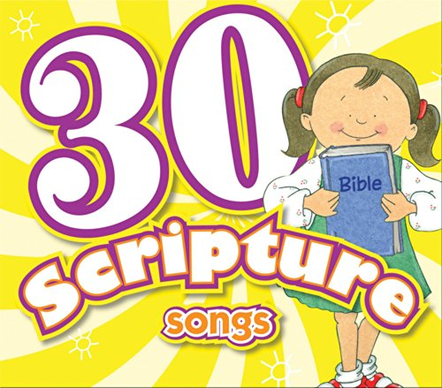 9781630588120: 30 Scripture Songs CD (Kids Can Worship Too! Music)