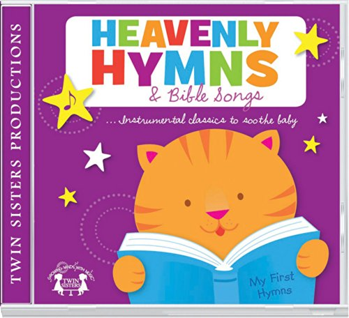 9781630588175: Heavenly Hymns CD (Kids Can Worship Too! Music)