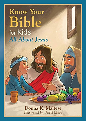 9781630588526: Know Your Bible for Kids: All About Jesus